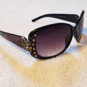 Rainbow Zebra Sunglasses
